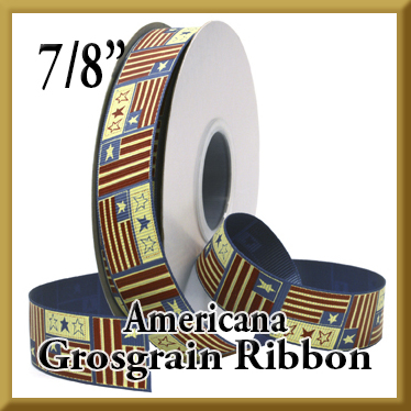 7533 Americana Grosgrain Product Image