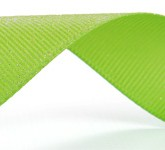 990-550 Wholesale Apple Green Dazzle Glitter Grosgrain Ribbon