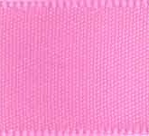 088-155 Geranium Pink Wholesale Double Face Satin Ribbon