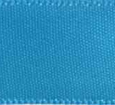 088-325 Vivid Blue Wholesale Double Face Satin Ribbon