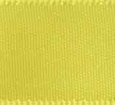 088-640 Lemon Wholesale Double Face Satin Ribbon