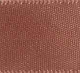 088-779 Pecan Brown Wholesale Double Face Satin Ribbon