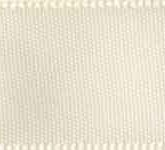 088-810 Ivory Wholesale Double Face Satin Ribbon