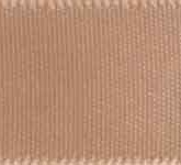 088-835 Tan Wholesale Double Face Satin Ribbon