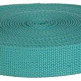 4001M Aqua Blue 1 1/4 Inch 10 Yard Mini Roll