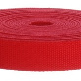 4001M Cardinal Red 1 1/4 Inch 10 Yard Mini Roll