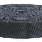 4001M Charcoal Gray 1 1/4 Inch 10 Yard Mini Roll