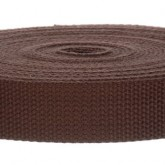 4001M Dark Brown 1 1/4 Inch 10 Yard Mini Roll