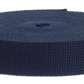 4001M Dark Navy Blue 1 1/4 Inch 10 Yard Mini Roll