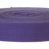 4001M Deep Purple 1 1/4 Inch 10 Yard Mini Roll