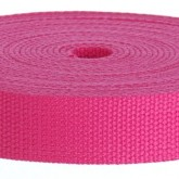 4001M Hot Pink 1 1/4 Inch 10 Yard Mini Roll