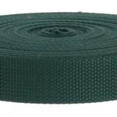 4001M Hunter Green 1 1/4 Inch 10 Yard Mini Roll