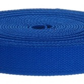 4001M Indigo Blue 1 1/4 Inch 10 Yard Mini Roll