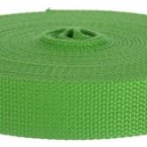 4001M Kelly Green 1 1/4 Inch 10 Yard Mini Roll