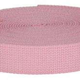 4001M Pink 1 1/4 Inch 10 Yard Mini Roll