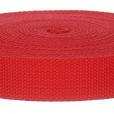 4001M Red 1 1/4 Inch 10 Yard Mini Roll