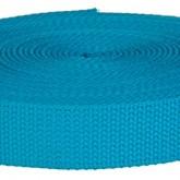 4001M Turquoise 1 1/4 Inch 10 Yard Mini Roll