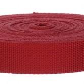 4001M Wine Red 1 1/4 Inch 10 Yard Mini Roll