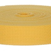 4005M Daffodil Yellow 1 1/4 Inch 10 Yard Mini Roll