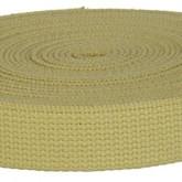 4002M Acacia 100% Cotton Webbing 10 Yard Mini Roll