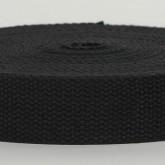 SY4002M Black 100% Cotton 10 Yard Mini Roll