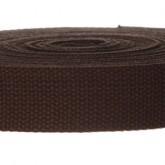 SY4002M Dark Brown 100% Cotton 10 Yard Mini Roll
