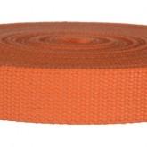 TB4002M Orange Field Weight 100% Cotton 10 Yard Mini Roll