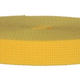 4003 Daffodil Yellow One Inch Webbing