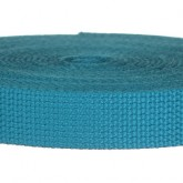 4003 Turquoise One Inch Webbing