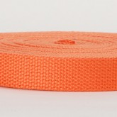 4003 Orange One Inch Webbing