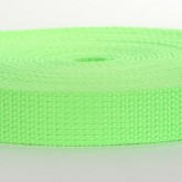 4003 Flash Green One Inch Webbing
