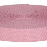 4003 Pink One Inch Webbing
