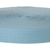 4003 Baby Blue One Inch Webbing