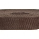 4003 Dark Brown One Inch Webbing