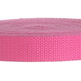 4003 Hot Pink One Inch Webbing