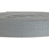 4003 Gray One Inch Webbing