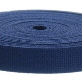 4003 Navy Blue One Inch Webbing