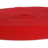 4003 Red Once Inch Webbing