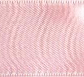 039-020 Light Pink Wired Swiss Double Face Satin Ribbon
