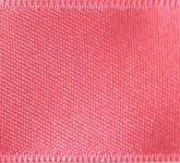 039-022 Pink Wired Swiss Double Face Satin Ribbon