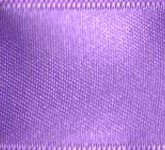039-024 Lavender Wired Swiss Double Face Satin Ribbon