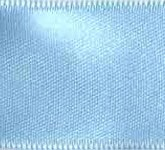 039-602 Light Blue Wired Swiss Double Face Satin Ribbon