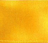 039-605 Yellow Wired Swiss Double Face Satin Ribbon
