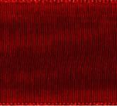 464-191 Bordeaux Lyon Wired Taffeta Ribbon