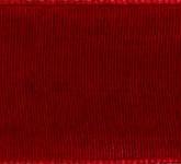 464-194 Brick Red Lyon Wired Taffeta Ribbon