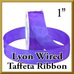 464 Lyon Wired Taffeta Ribbon Product Image