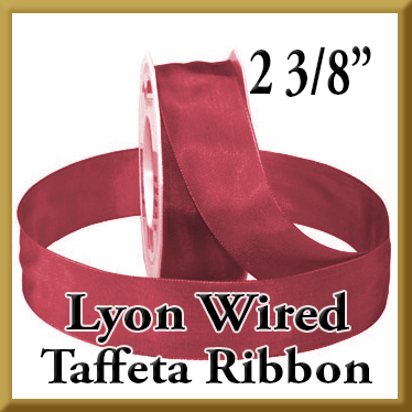 464 Lyon Wired Taffeta Ribbon Product Image