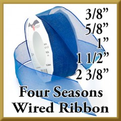 607 Wired Four Seasons Ribbon Product Image