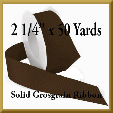 066- 2 pt 25 x 50 yards Solid Grosgrain Ribbon Product Image