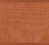 918-233 Cinnamon Sheer Organdy Ribbon